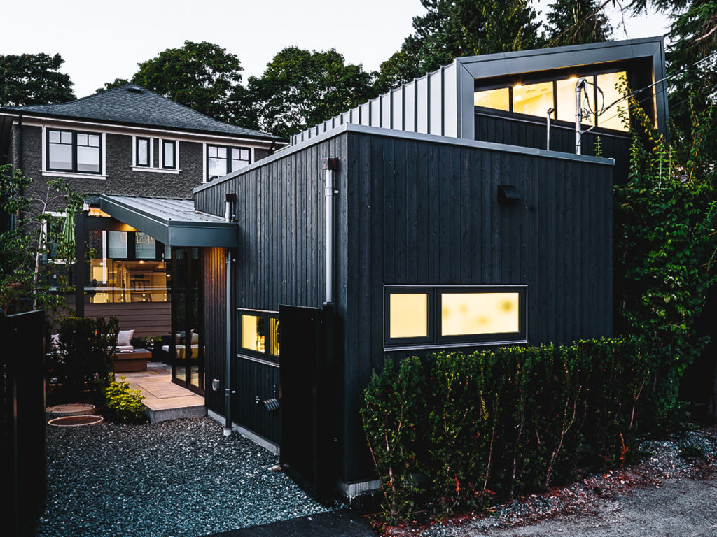 Laneway House reference projet