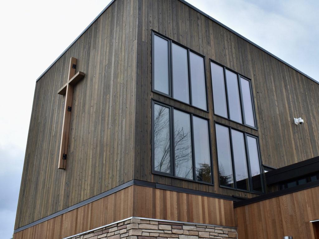 Gethsemani eglise catholique projet