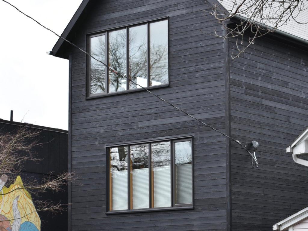H Residence portfolio projet