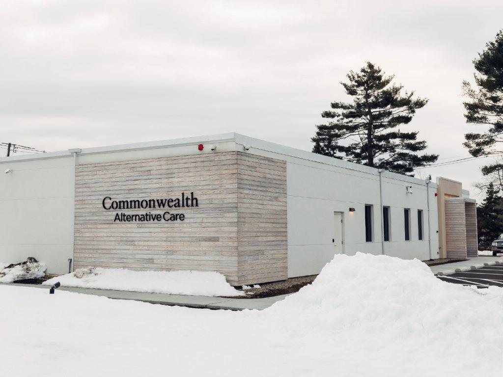 Commonwealth projet extérieure