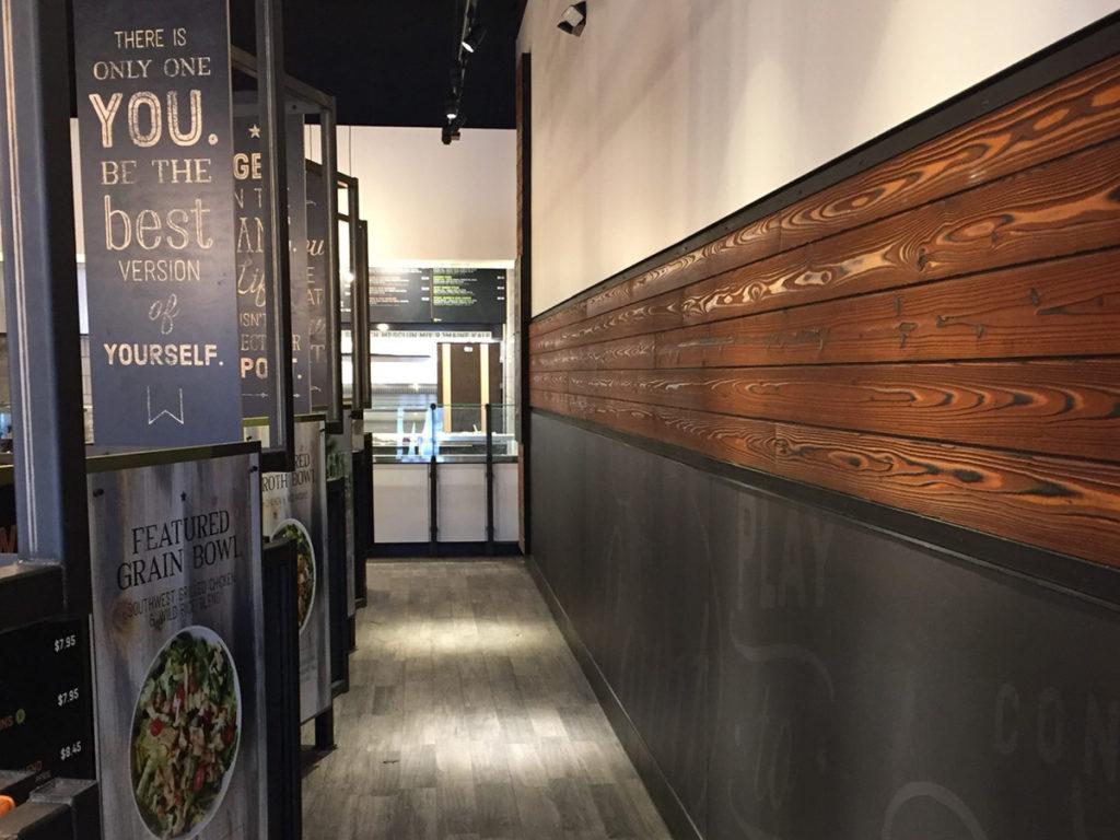 Core Life Eatery restaurant project de référence