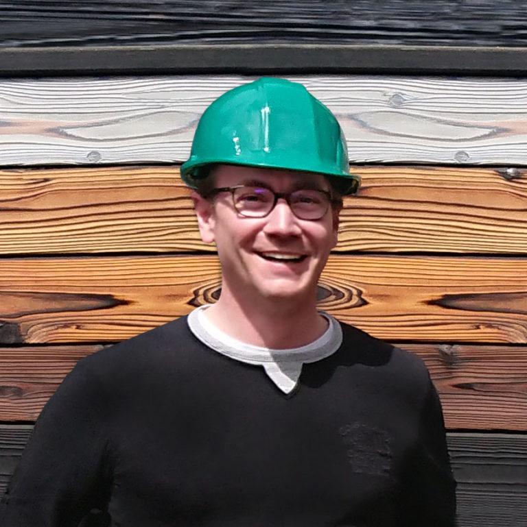 Photo of Martin Gottschlich, owner of GoodWood GmbH