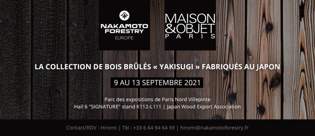 NFE@Maison & Objet